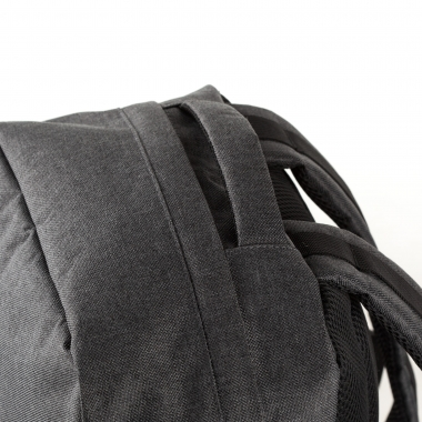 Рюкзак для ноутбука V1 Mel-Dark (15.6)