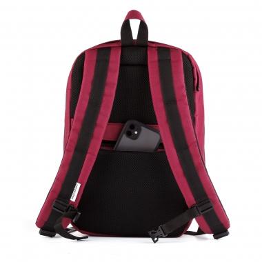 Рюкзак 40x25x20 RW Laptop Cherry (Wizz Air / Ryanair) для ручной клади, для путешествий