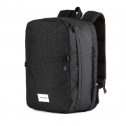 Рюкзак 40x25x20 RW Laptop Black (Wizz Air / Ryanair)
