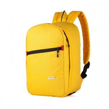 Рюкзак 40x25x20 J-Satch S Yellow (Wizz Air / Ryanair)