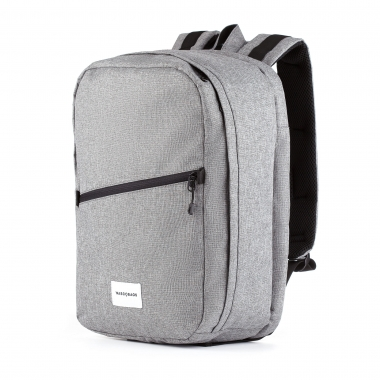 Рюкзак 40x25x20 RW Laptop Mel-Grey (Wizz Air / Ryanair)