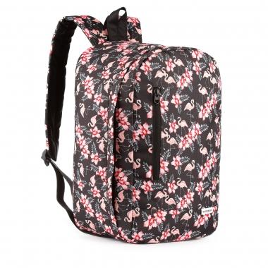 Рюкзак 40x25x20 Prague Flamingo (Wizz Air / Ryanair) для ручной клади, для путешествий