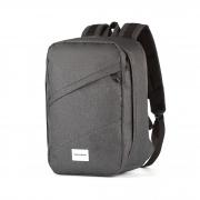 Рюкзак 40x25x20 RW Mel-Dark (Wizz Air / Ryanair) для ручной клади, для путешествий