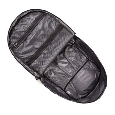 Рюкзак-сумка 55x40x20 трансформер J-Satch XL Black