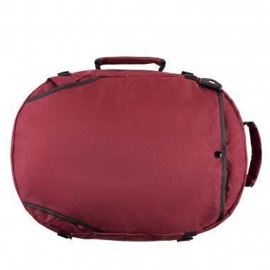 Сумка-рюкзак 50x35x20 J-Satch M Bordo