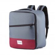 Рюкзак-сумка 36x30x27 POBEDA Graph-Cherry