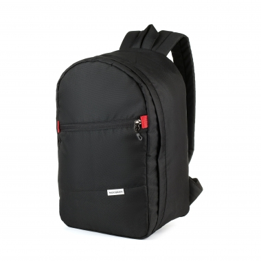 Рюкзак 40x25x20 J-Satch S Black (Wizz Air / Ryanair)