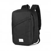 Рюкзак 40x25x20 RW Black (Wizz Air / Ryanair) для ручной клади, для путешествий