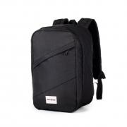 Рюкзак 40x25x20 RW Black nl (Wizz Air / Ryanair) для ручної поклажі, для подорожей