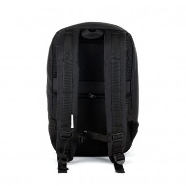Рюкзак 40x25x20 RW Black nl (Wizz Air / Ryanair)