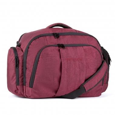 Дорожная сумка Atlantic 55х35х20 Bordo (39 L), ручная кладь