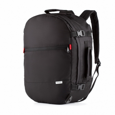 Рюкзак-сумка 50x35x20 трансформер J-Satch M Black