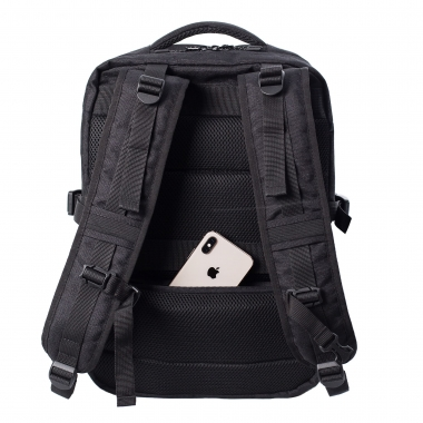 Рюкзак Hobo Black (laptop 15)