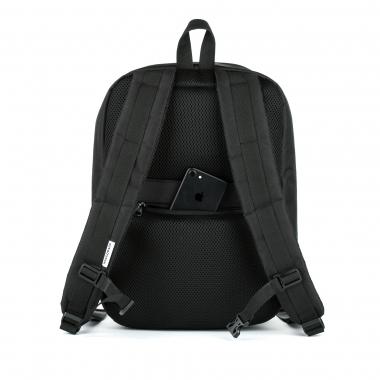 Рюкзак 40x30x20 WZ Black (Wizz Air Cabin)