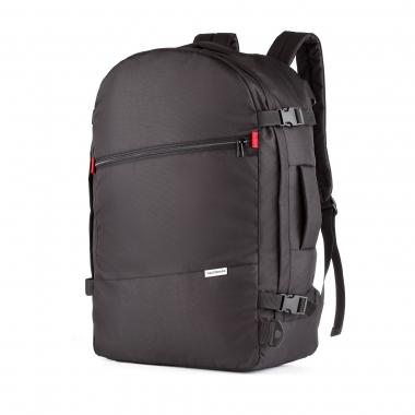 Рюкзак-сумка 55x35x20 трансформер J-Satch L Black