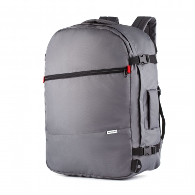 Рюкзак-сумка 55x40x20 трансформер J-Satch XL Grey