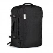 Рюкзак-сумка 55x40x20 трансформер Discover Black для ручной клади