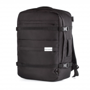 Сумка-рюкзак 55x40x20 Traveller Black