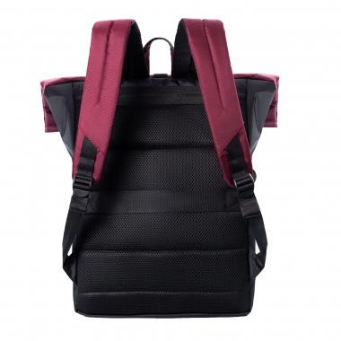 Рюкзак Kane Roll Black-Bordo (laptop 17)