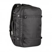 Дорожный рюкзак-сумка для путешествий 46x32x20 Monaco Black (Wizz Air / Ryanair)