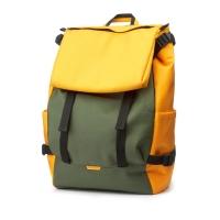 Рюкзак 44x30x20 Rover Green-Yellow для путешествий