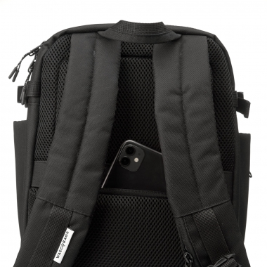 Рюкзак 40x25x20 Dublin Black (Wizz Air / Ryanair) для ручной клади, для путешествий