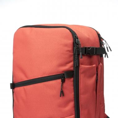 Рюкзак 40x25x20 Dublin Orange (Wizz Air / Ryanair) для ручной клади, для путешествий