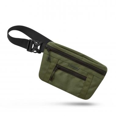 Поясная сумка Hide Green