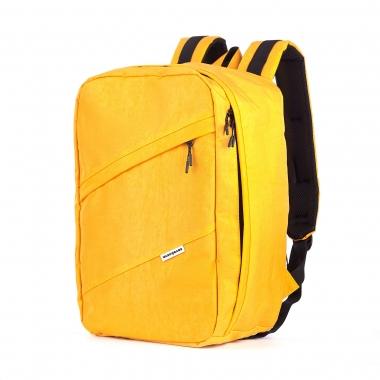 Рюкзак 40x25x20 RW Yellow nl (Wizz Air / Ryanair) для ручной клади, для путешествий
