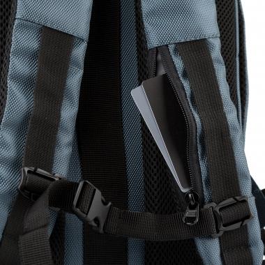 Рюкзак-сумка 40x20x25 Monaco Grey (Wizz Air / Ryanair)