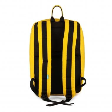 Рюкзак для ручной клади J-Satch Wizz/Ryanair Cabin 40x25x20 Yellow