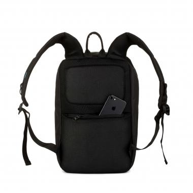 Рюкзак для ручной клади J-Satch Wizz/Ryanair Cabin 40x25x20 Black